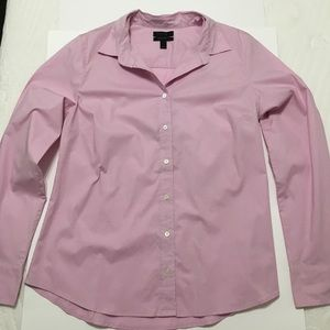 J. Crew Women's Buttondown Dress shirt - Large